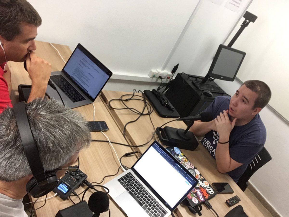 Primer Hackaton en WPGranada con Guillermo García