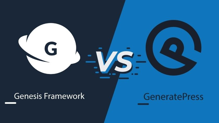 Genesis vs GeneratePress